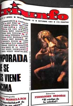 Triunfo  Revista