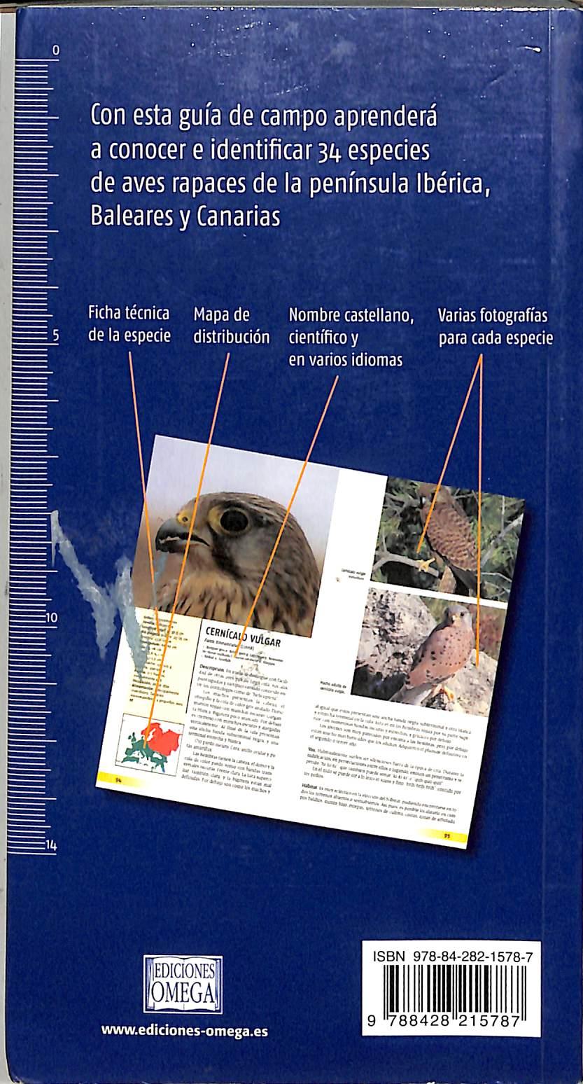 Aves Rapaces De La Península Ibérica, Baleares Y Canarias